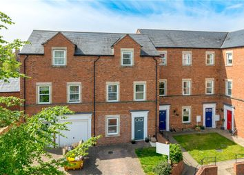 Thumbnail 4 bed town house for sale in Thirlway Drive, Ripon, North Yorkshire