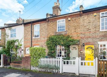 Thumbnail 2 bed semi-detached house for sale in Thames Ditton, Surrey, .