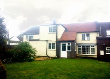 Thumbnail 4 bed detached house to rent in Whateley Lane, Whateley, Tamworth