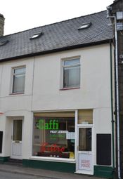 Thumbnail 1 bed terraced house for sale in Penlan Street, Pwllheli