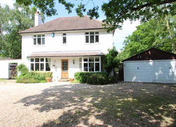 Thumbnail 4 bedroom detached house for sale in Reading Road, Padworth Common