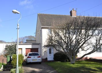 Thumbnail 3 bed semi-detached house for sale in Reynolds Close, Exeter