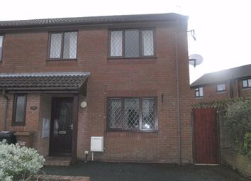 Thumbnail 3 bed semi-detached house to rent in Oak Tree Close, Deeside, Clwyd
