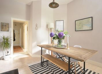 Thumbnail 3 bed flat for sale in Riggindale Road, London