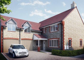 Thumbnail 5 bed detached house for sale in Coxwell Road, Faringdon