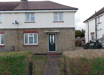 Thumbnail 3 bed semi-detached house to rent in Chesnut Avenue, West Drayton