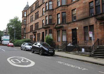 Thumbnail 3 bedroom flat for sale in Kersland Street, Glasgow