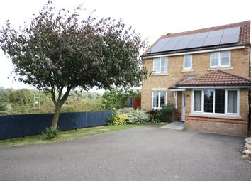 Thumbnail 3 bed detached house for sale in Sheldrake Road, Sleaford, Lincolnshire