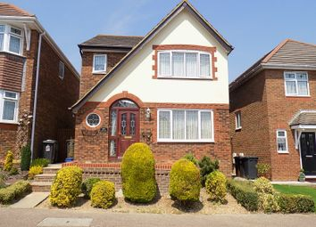 Thumbnail 3 bedroom detached house for sale in Beaulieu Drive, Stone Cross, Pevensey