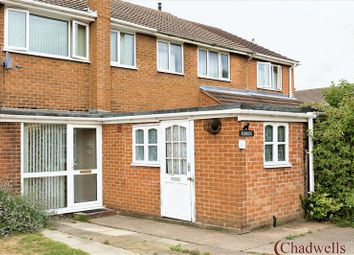 Thumbnail 2 bed terraced house for sale in George Dere Close, Ollerton, Newark