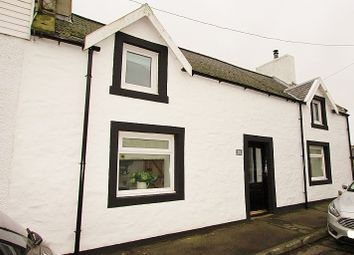 Thumbnail 3 bed end terrace house for sale in 64 Main Street, Kirkcolm