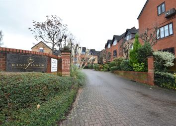 Thumbnail 2 bed flat for sale in Kingfisher Court, Woodfield Road, Droitwich