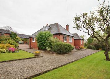 Thumbnail 4 bed detached bungalow for sale in Hillcrest Avenue, London Road Area, Carlisle, Cumbria