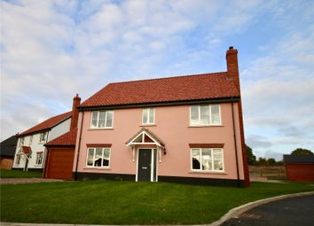 Thumbnail 4 bed detached house for sale in Plot 8 Kell's Meadow, Geldeston, Beccles