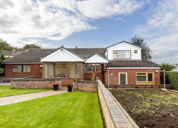 Thumbnail 4 bed bungalow for sale in Nursery Lane, Stockton Brook, Staffordshire