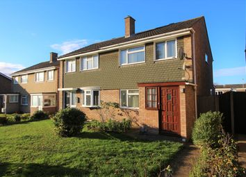 Thumbnail 3 bed semi-detached house to rent in Cherry Walk, Kempston, Bedford