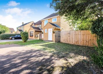 Thumbnail 3 bed detached house for sale in Ennerdale Close, Stukeley Meadows, Huntingdon