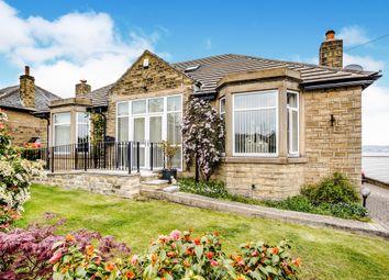 Thumbnail 4 bed detached house for sale in Gramfield Road, Crosland Moor, Huddersfield