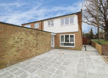 Thumbnail 3 bed semi-detached house to rent in Lismore Crescent, Crawley