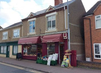 Thumbnail Retail premises for sale in High Street, Ibstock