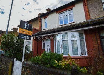 Thumbnail 3 bedroom terraced house for sale in Bournemouth Park Road, Southend, Essex