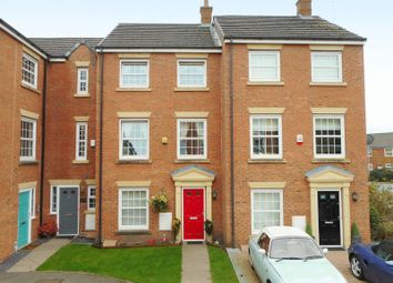 Thumbnail 3 bed terraced house for sale in Gibson Close, Nantwich