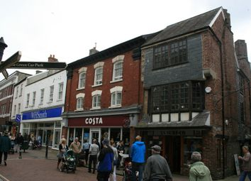 Thumbnail Retail premises to let in High, Barnstaple