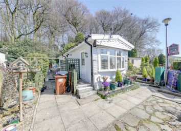 Thumbnail 2 bed mobile/park home for sale in Hall Park, Acre, Rossendale