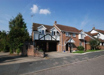 Thumbnail 6 bed detached house for sale in Knights Road, Coggeshall, Essex