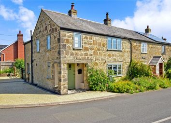 Thumbnail 3 bed end terrace house for sale in Main Road, Newbridge, Yarmouth, Isle Of Wight