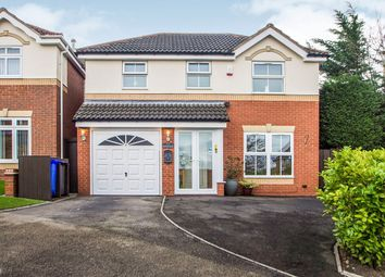 Thumbnail 4 bed detached house for sale in Watson Road, Ilkeston