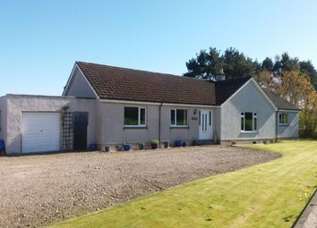 Thumbnail 5 bed bungalow for sale in Station Road, Garmouth, Fochabers