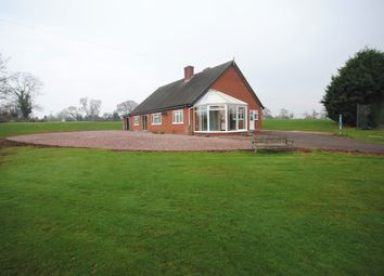 Thumbnail 3 bed detached bungalow to rent in Woodseaves, Market Drayton