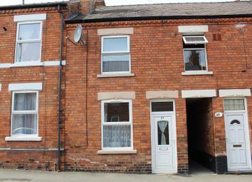 Thumbnail 2 bedroom terraced house for sale in Wood Street, Newark