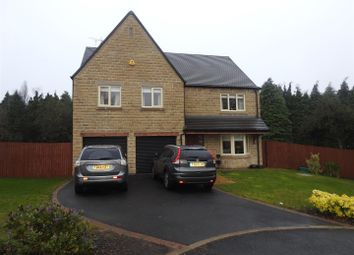Thumbnail 5 bedroom detached house for sale in Sunray Grove, Hucknall, Nottingham