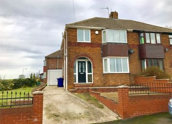 Thumbnail 3 bed semi-detached house for sale in Clayton Avenue, Thurnscoe, Rotherham, South Yorkshire