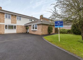 Thumbnail 4 bed detached house for sale in Forest Way, Fulwood, Preston