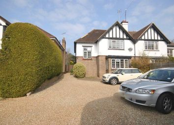 Thumbnail 3 bedroom semi-detached house to rent in Church Lane, Oxted