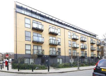 Thumbnail 1 bedroom flat to rent in Shore Road, Hackney, London
