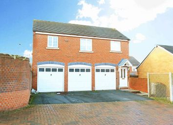 Thumbnail 1 bed detached house to rent in Bricklin Mews, Hadley, Telford