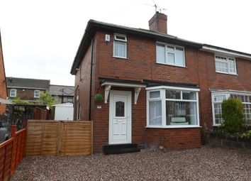 Thumbnail 2 bedroom semi-detached house for sale in Lennox Road, Normacot