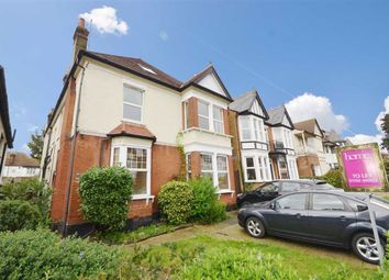 Thumbnail 3 bed flat to rent in Cossington Road, Westcliff-On-Sea, Essex