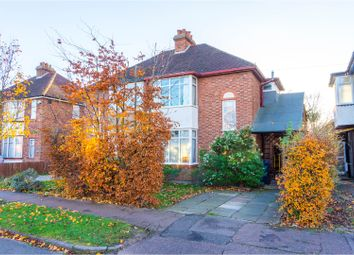 Thumbnail 4 bedroom semi-detached house for sale in Lovell Road, Cambridge