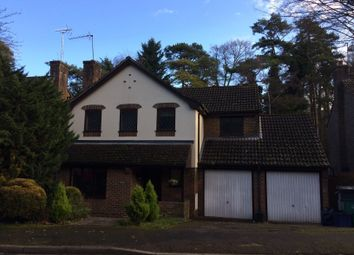 Thumbnail 3 bed detached house to rent in Abercorn Close, Selsdon, South Croydon