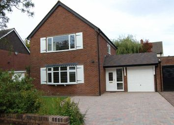 Thumbnail 3 bed link-detached house to rent in Rugby Close, Newcastle-Under-Lyme