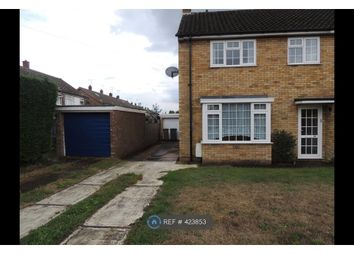 Thumbnail 3 bed semi-detached house to rent in Barton Road, Woodbridge