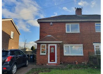 2 bed semi-detached house for sale in Meadow Drive, Newcastle Upon Tyne NE13