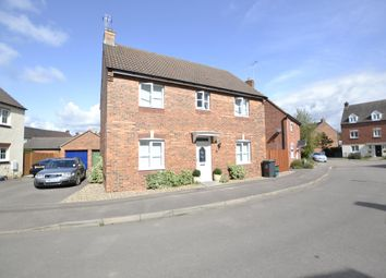 Thumbnail 4 bed detached house to rent in Quedgeley, Gloucester