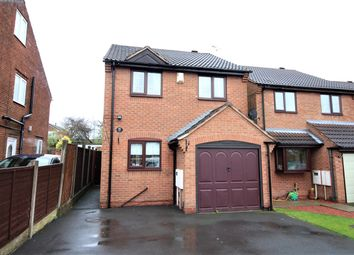 Thumbnail 3 bedroom detached house for sale in Palmerston Street, Underwood, Nottingham