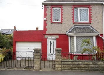 Thumbnail 3 bed semi-detached house for sale in Frances Terrace, Bishop Auckland